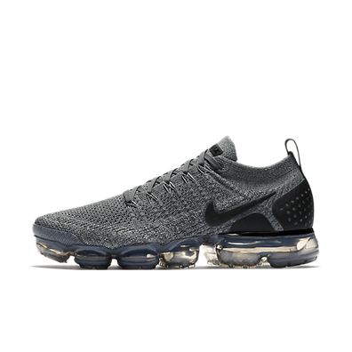Nike Air VaporMax Flyknit 2 'Wolf grey' productafbeelding