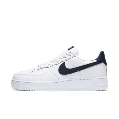 Nike Air Force 1 Craft Low 'White/Obsidian' productafbeelding