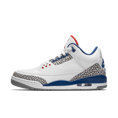 Air Jordan 3 'True Blue' productafbeelding