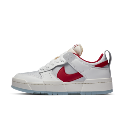 Nike Dunk Low Disrupt 'Gym Red' productafbeelding