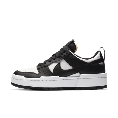 Nike Dunk Low Disrupt 'Panda' productafbeelding