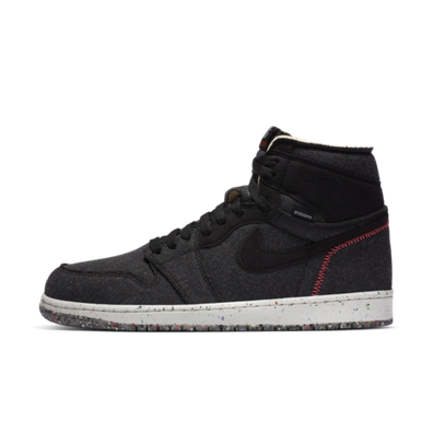 Air Jordan 1 High Zoom Crater 'Black' productafbeelding