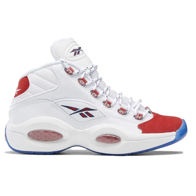 Reebok Question Mid Red Toe 25th Anniversary productafbeelding