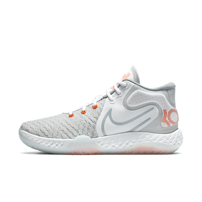 KD Trey 5 VIII White Total Orange productafbeelding