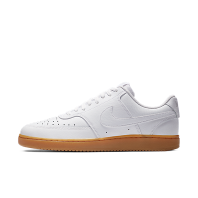 Nike Court Vision Low White Gum productafbeelding