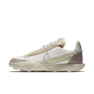 Nike WMNS Waffle Racer LX QS 'Pale Ivory' productafbeelding