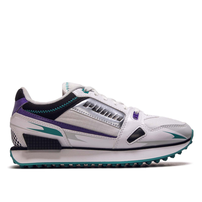 Damen Mile Rider Sunny Gataway White Grey Violet productafbeelding