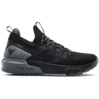 Under Armour Project Rock 3 Black Grey productafbeelding