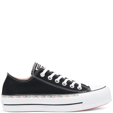 Platform Chuck Taylor All Star Low Top productafbeelding