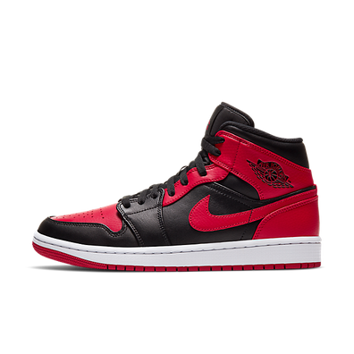 Air Jordan 1 Mid 'Banned' productafbeelding