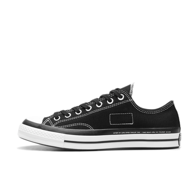Moncler X Fragment X Converse Chuck Taylor All-Star 'Black' productafbeelding