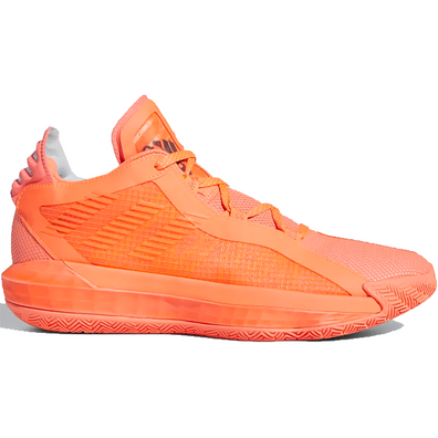 adidas Dame 6 Signal Coral productafbeelding