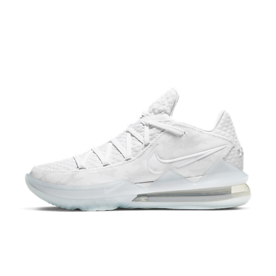 Nike LeBron 17 Low 'White Camo' productafbeelding