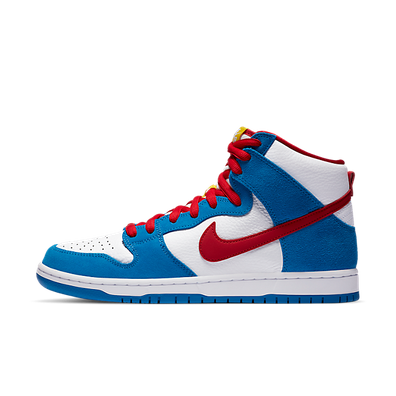 Nike SB Dunk High 'Doraemon' productafbeelding