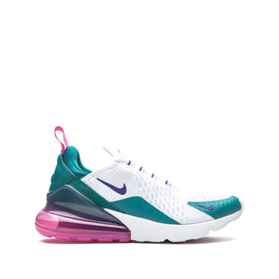 Nike Air Max 270 Bright Spruce Purple (W) productafbeelding