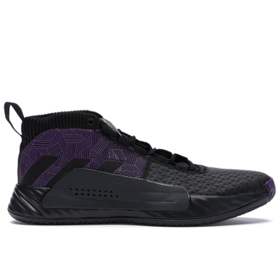 adidas Dame 5 Marvel Black Panther productafbeelding