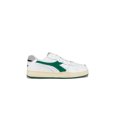 Diadora MI Basket Low Used Verdant Green productafbeelding