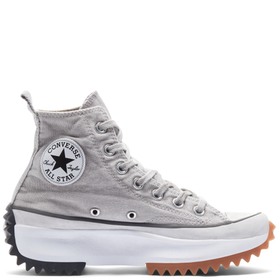 Run Star Hike Smoked Canvas High Top productafbeelding