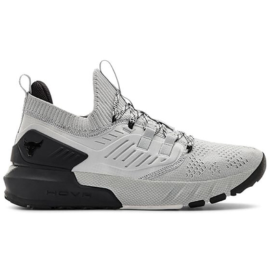 Under Armour Project Rock 3 Grey Black productafbeelding