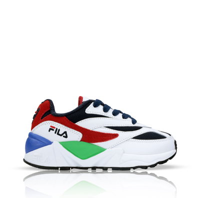 Fila V94m White/Navy/Red/Green PS productafbeelding
