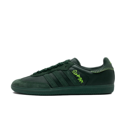 Jonah Hill x adidas Samba 'Green Night' productafbeelding