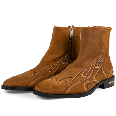 Western Boot 'Brown' productafbeelding