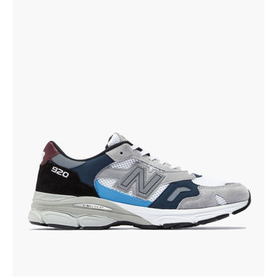 New Balance M920NBR-D Grey Navy productafbeelding