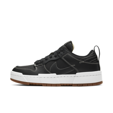 Nike WMNS Dunk Low Disrupt 'Black' productafbeelding