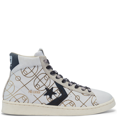 Laser Graphics Pro Leather High Top productafbeelding