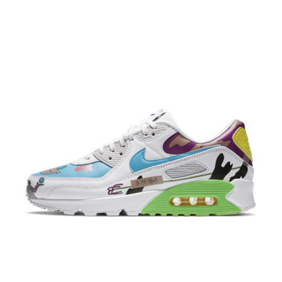Ruohan Wang x Nike Air Max 90 Flyleather productafbeelding