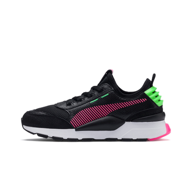 Puma RS-0 Rein Black/Fluor Pink/Fluor Green - 41 productafbeelding