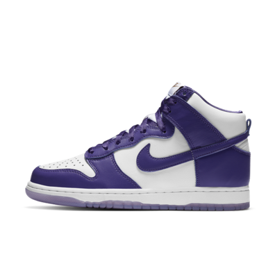 Nike Dunk High SP WMNS 'Varsity Purple' productafbeelding