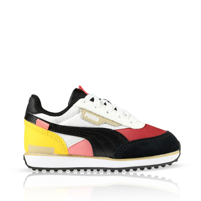 Puma Future Rider Space Super Lemon/White PS productafbeelding