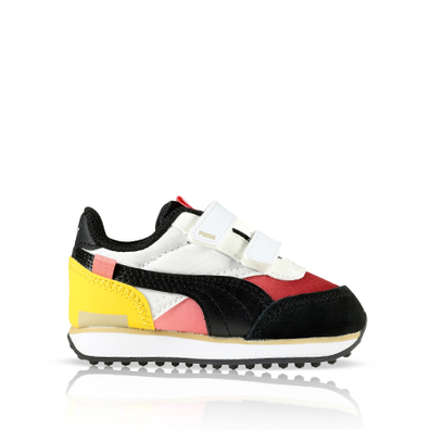Puma Future Rider Space Super Lemon/White TD productafbeelding