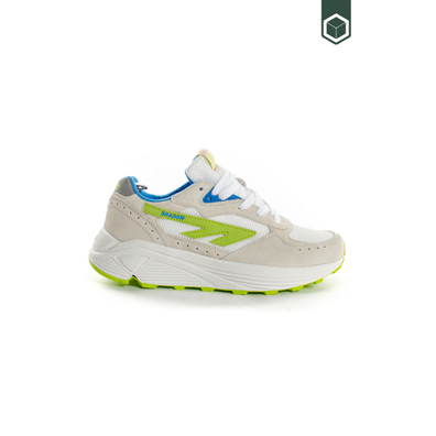 Hi-Tec HTS Shadow RGS Off White / Blue / Lime productafbeelding