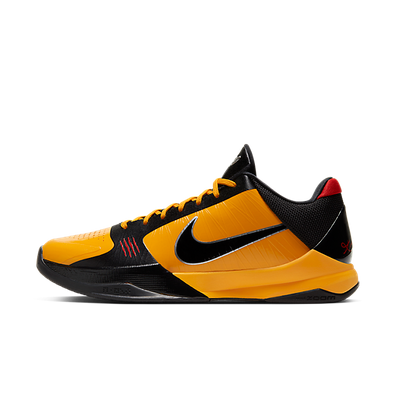 Nike Kobe 5 Protro Bruce Lee 'Black & Yellow' productafbeelding