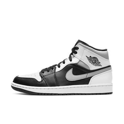 Air Jordan 1 Mid 'White Shadow' productafbeelding