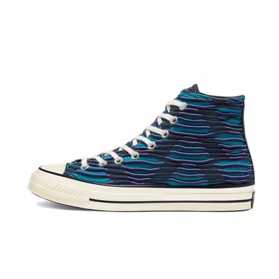 Converse Chuck 70 High Vibrant Knit 'Ocean Depths' productafbeelding