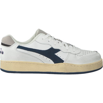 Diadora Lage Mi Basket Low Used productafbeelding