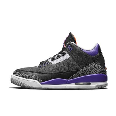 Air Jordan III Retro 'Court Purple' productafbeelding
