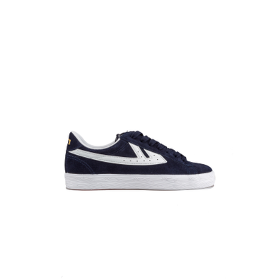 Warrior Dime Suede Navy White productafbeelding