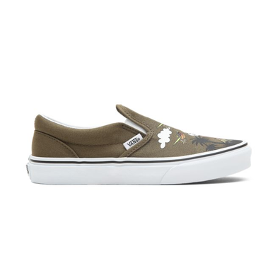 VANS Dineapple Floral Classic Slip-on  productafbeelding