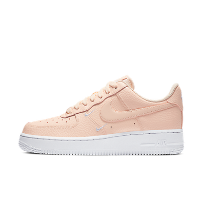 Nike Air Force 1 Swooshes 'Pink' productafbeelding