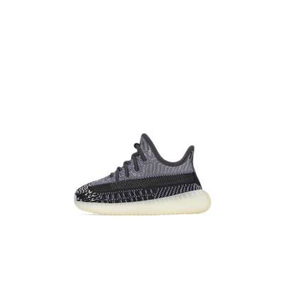 adidas Yeezy Boost 350 V2 Infant 'Carbon' productafbeelding