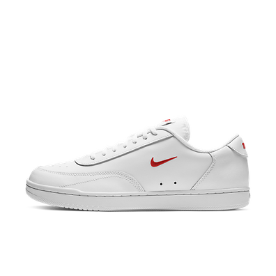 Nike Court Vintage White University Red productafbeelding