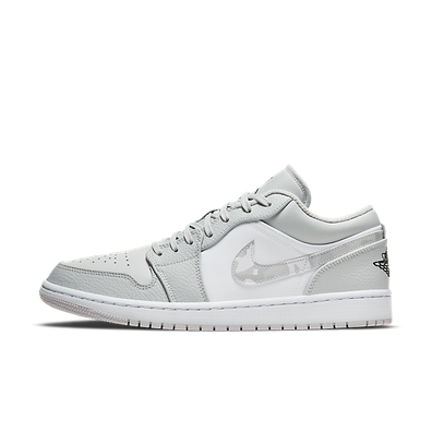Jordan 1 Low White Camo productafbeelding