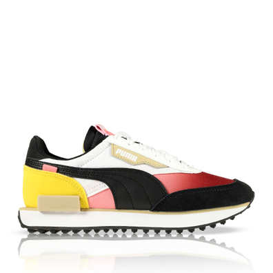 Puma Future Rider Space Super Lemon/White GS productafbeelding