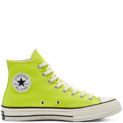 Unisex Seasonal Color Vintage Canvas Chuck 70 High Top productafbeelding