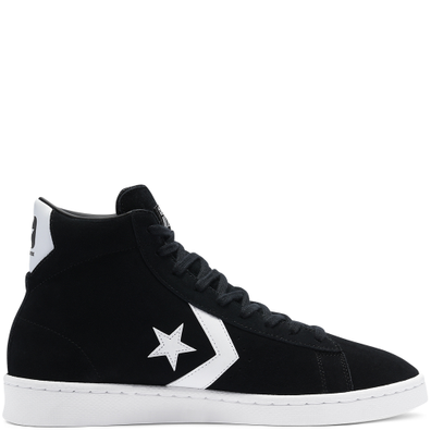 Unisex Pro Leather High Top productafbeelding