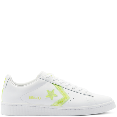 Hi-Vis Pro Leather Low Top productafbeelding